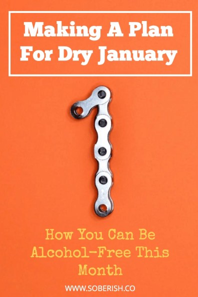 How planning can help you succeed during Dry January 2019