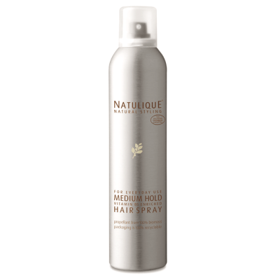 Natulique MEDIUM-HOLD-HAIR-SPRY