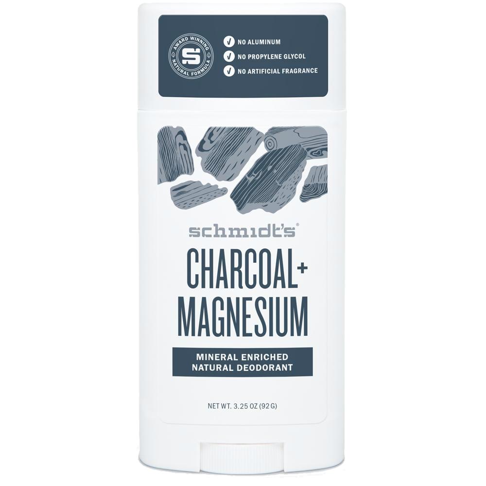 SCHMIDT'S Charcoal Magnesium Dezodorant