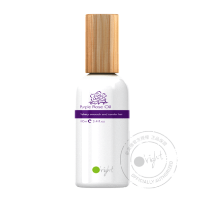 O'RIGHT Purple Rose Oil 100 ml