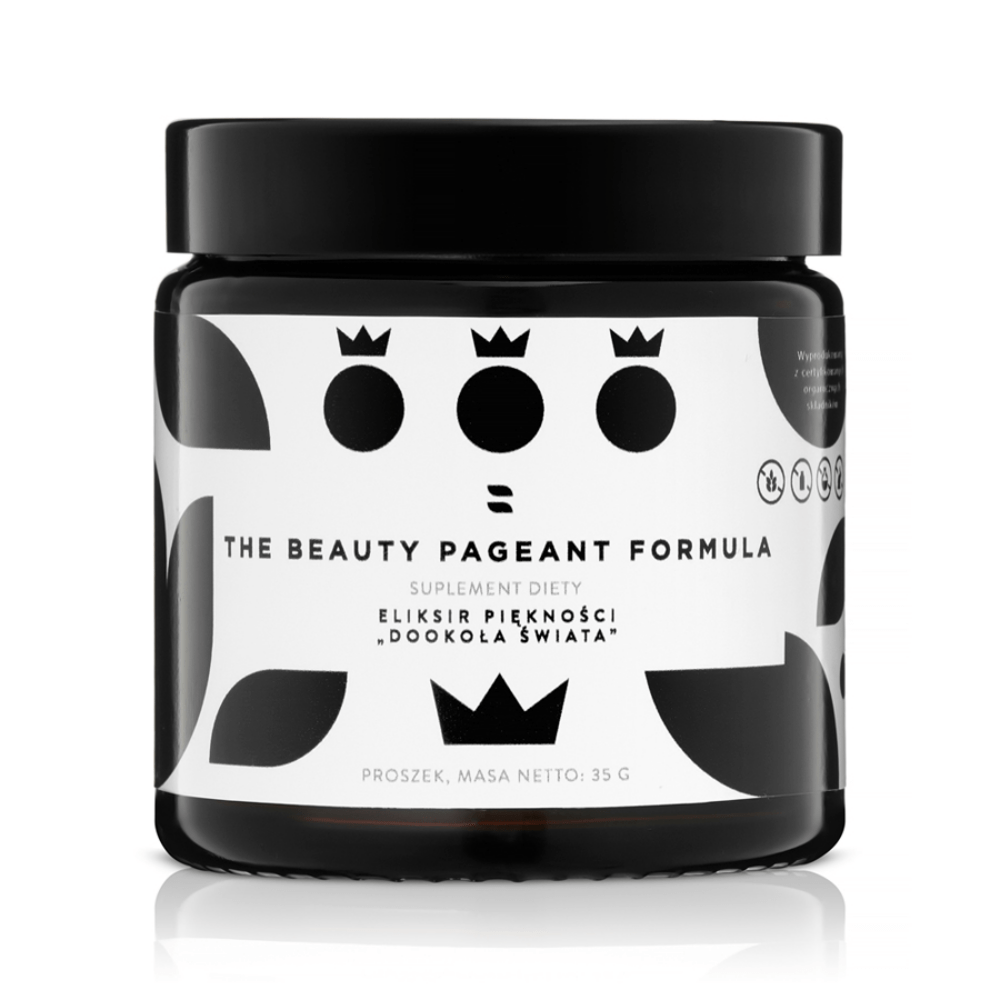 ZOJO The Beauty Pageant Formula 35g