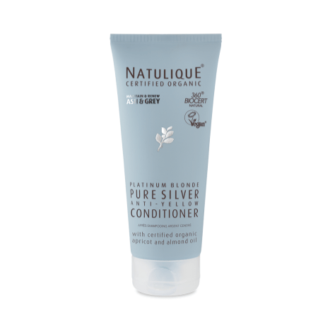 NATULIQUE Pure Silver Odżywka | SoBio Beauty Boutique