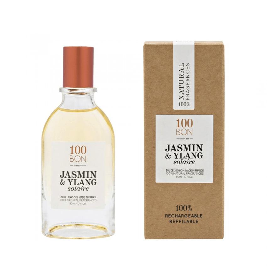 100BON JASMIN & YLANG SOLAIRE 50 ml | SoBio Beauty Boutique