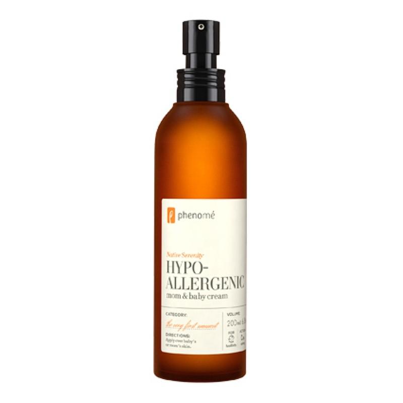 PHENOME HYPOALLERGENICmom & baby cream 200 ml | SoBio Beauty Boutique
