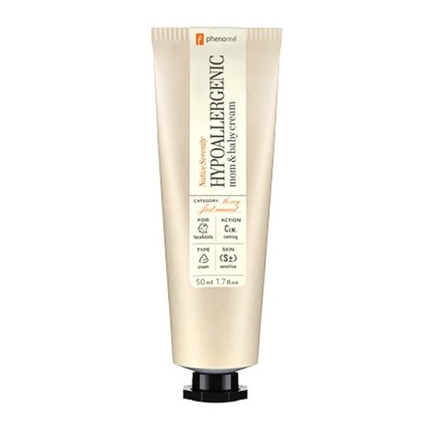 PHENOME HYPOALLERGENIC sensitive skin cream | SoBio Beauty Boutique