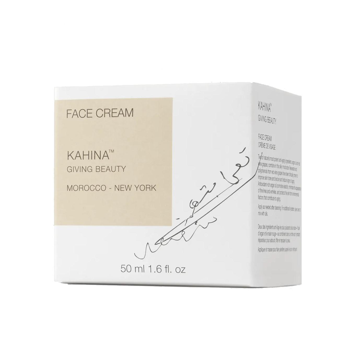 KAHINA GIVING BEAUTY Face Cream Bogaty krem odżywczy _ SoBio Beauty Boutique 2