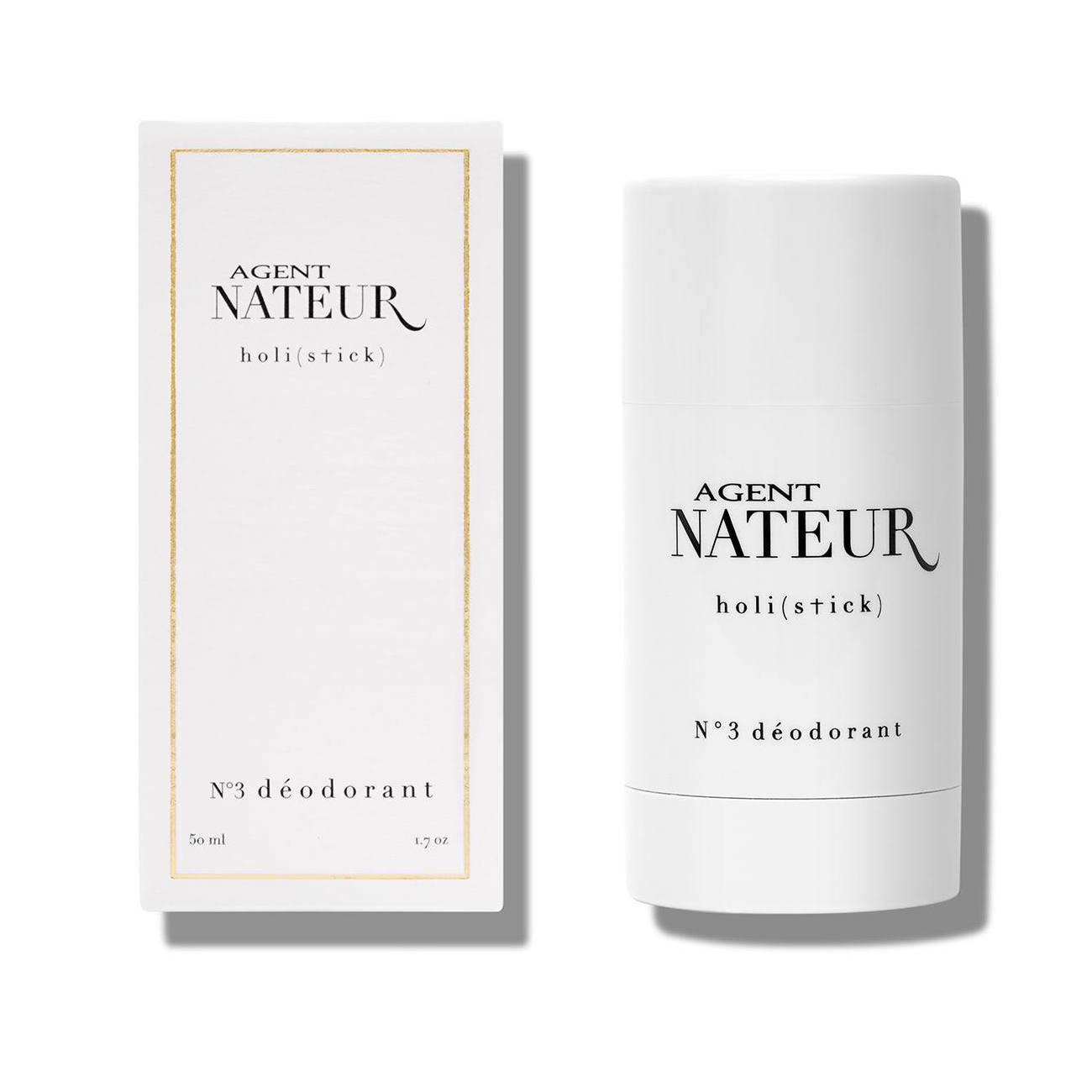 AGENT NATEUR Holi Stick No.3 Dezodorant naturalny | SoBio Beauty Boutique 2