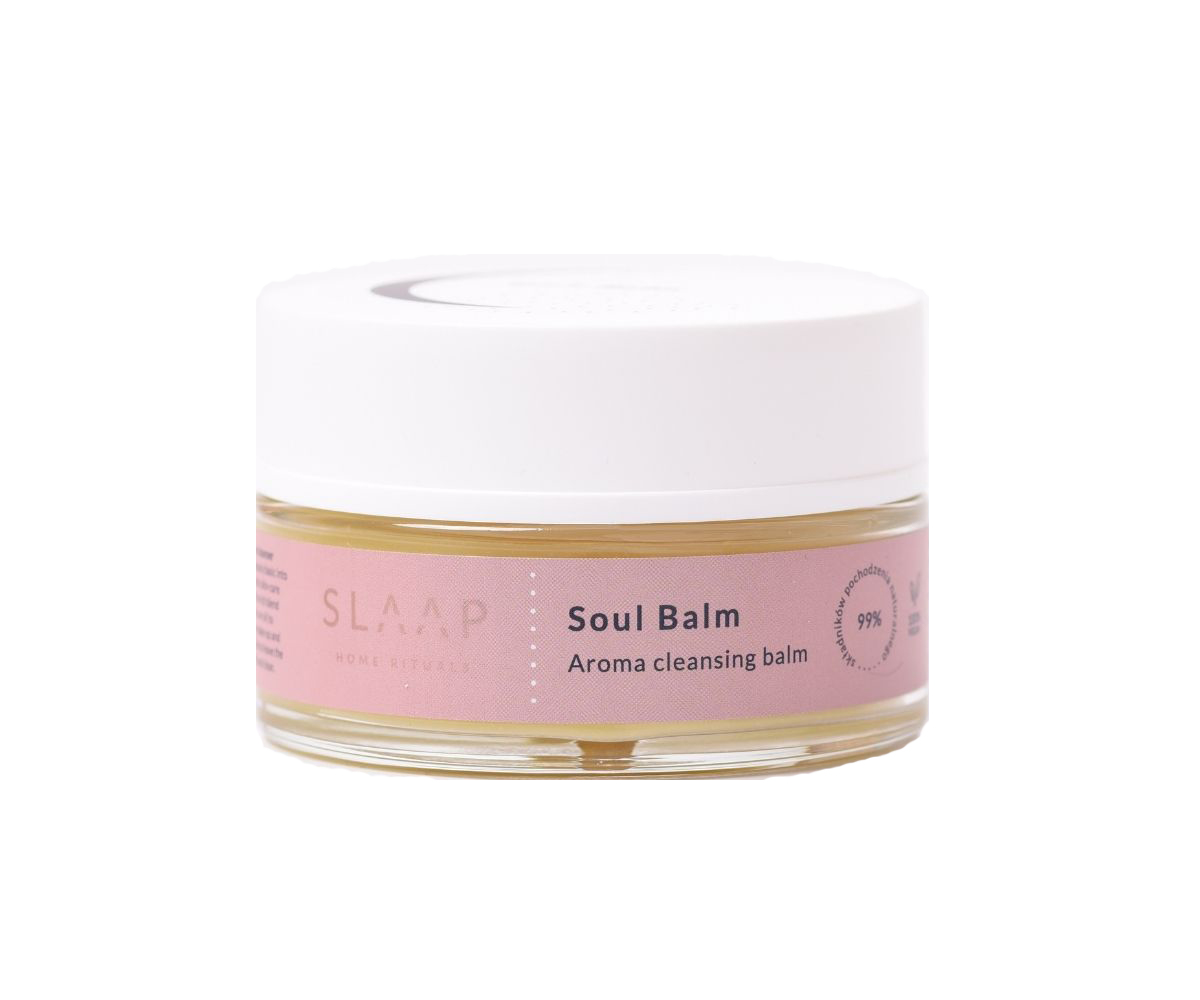 SLAAP Soul Balm Balsam do demakijażu _ SoBio Beauty Boutique