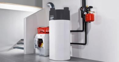 Ciepła woda użytkowa wytwarzana przez pompę ciepła
