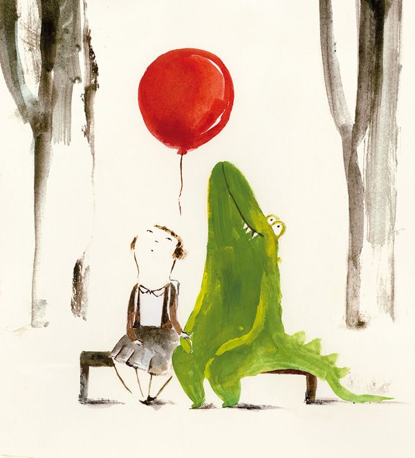 Иллюстрация: Patricia Metola
