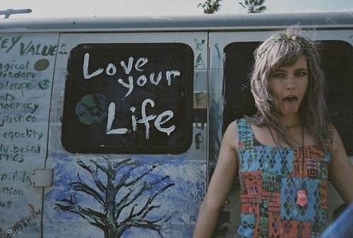 Люби свою жизнь