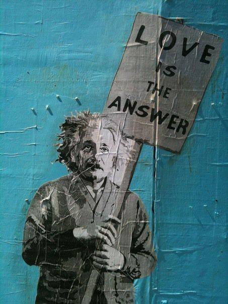 Любовь это ответ