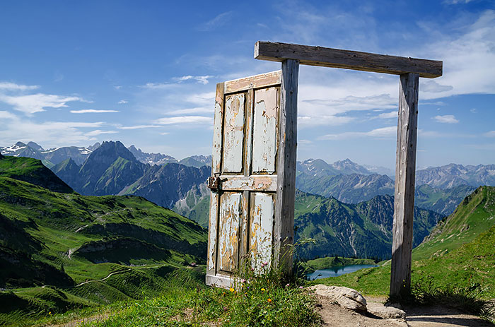 Немецкие Альпы | Фото: Dominic Walter