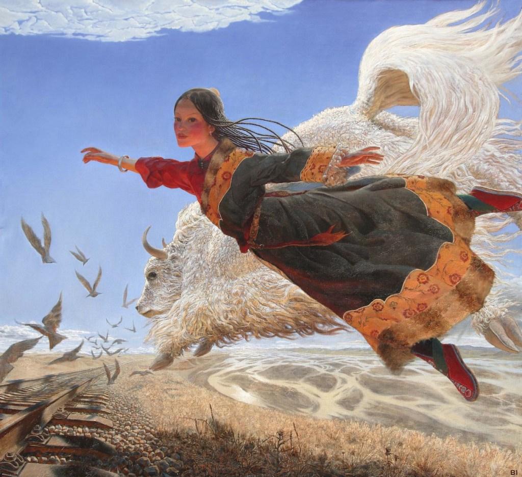 Иллюстрация: Wang Yi Guang