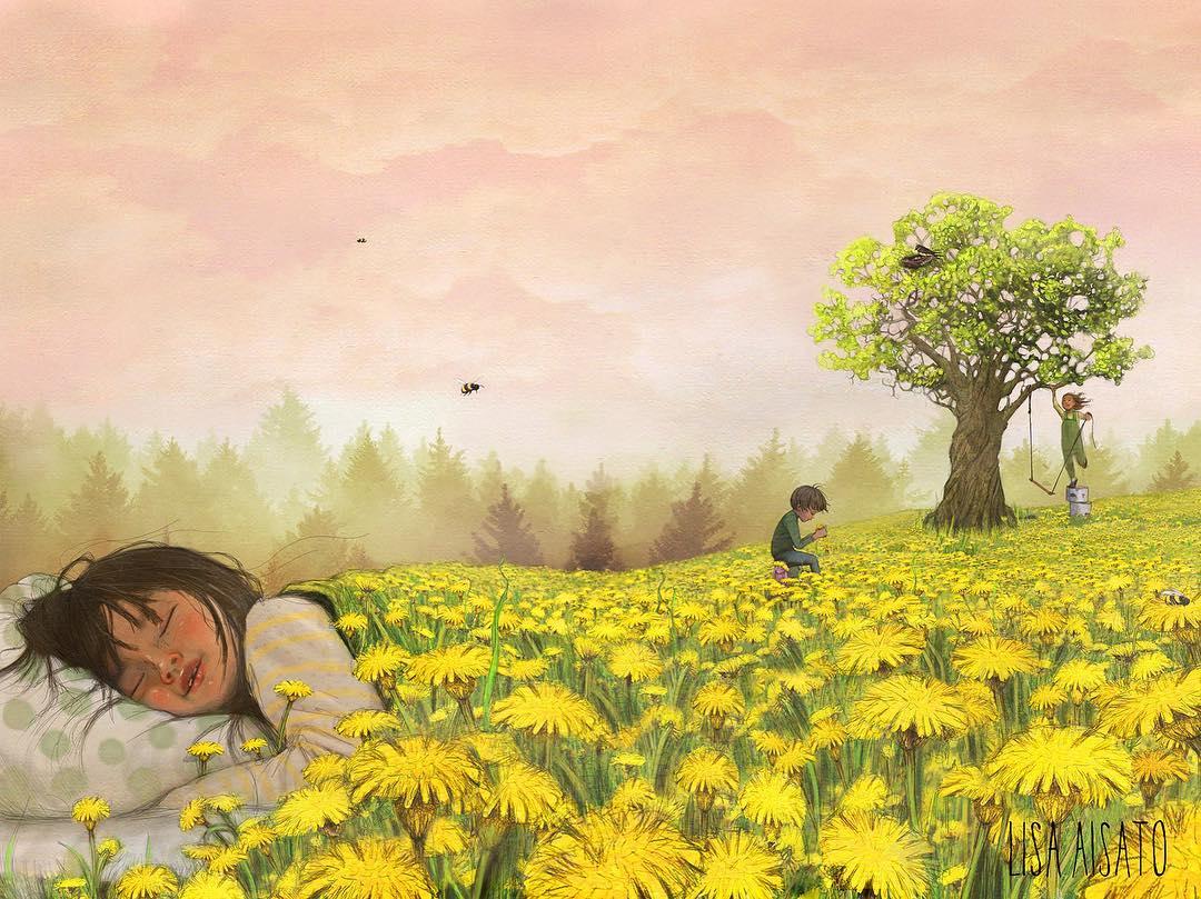 Любимое дело — то, которое снится