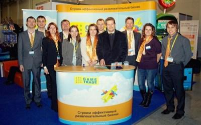 Выставка развлекательного оборудования EAAPA 2012