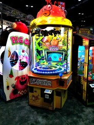 Dizzy Chicken на выставке IAAPA
