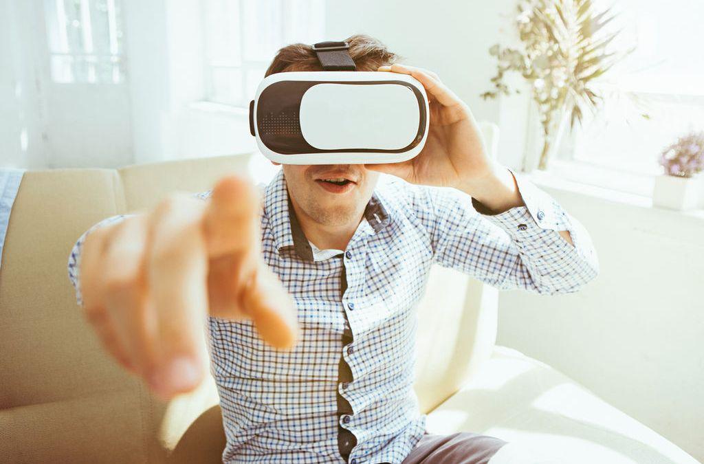 Верный способ потерять деньги на аттракционе виртуальной реальности