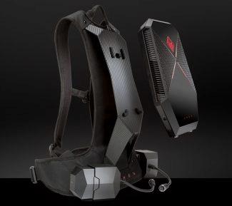 vr-рюкзак HP Omen X Compact Desktop