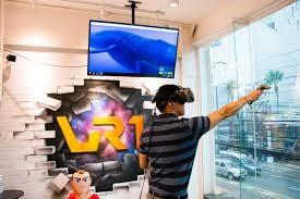 кафе виртуальной реальности 3