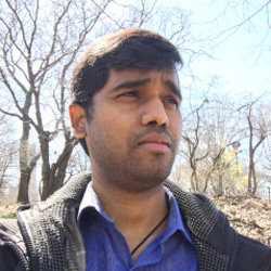 Appu Kumar Singh – Post-doctoral Research Scientist