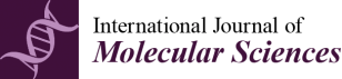 International Journal of Molecular Sciences logo
