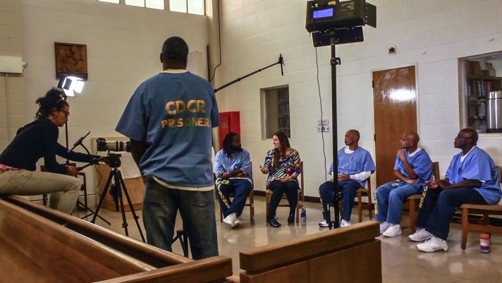 Inside San Quentin