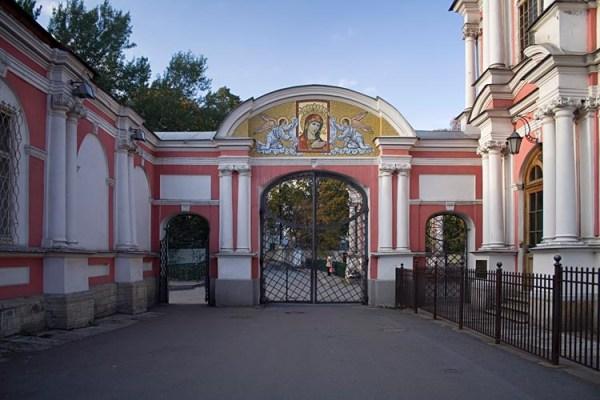 Фото Александро Невская Лавра В Санкт Петербурге