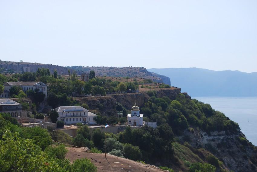 Балаклавский Свято-Георгиевский монастырь, Фиолент