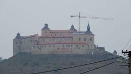 1 - Hrad Krásna Hôrka už nevyzerá ako ruina po požiari, ale od ideálneho stavu má ďaleko