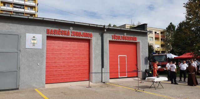 dobrovoľní hasiči