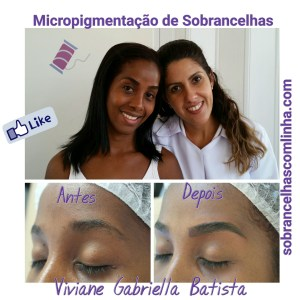 sobrancelhas micropigmentacao