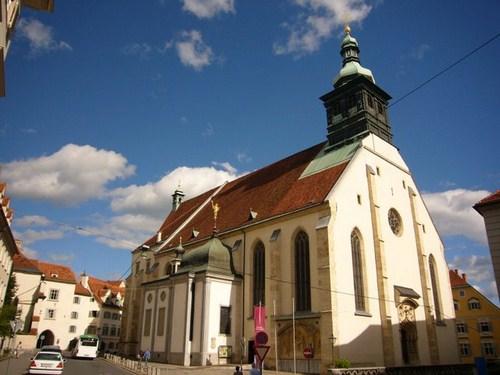 Visita la Catedral de Graz