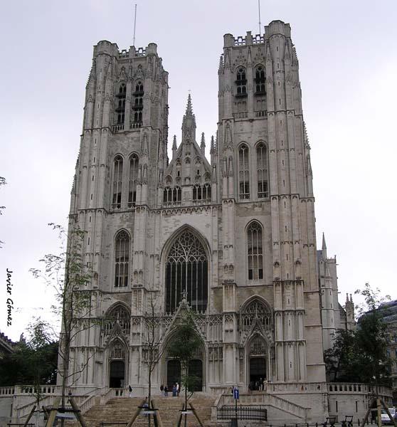 La Catedral de Bruselas, San Miguel y Santa Gúdula