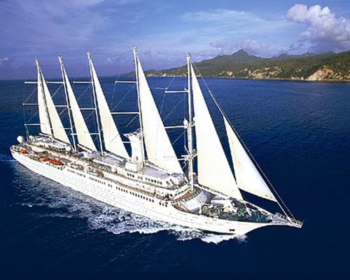 crucero wind spirit