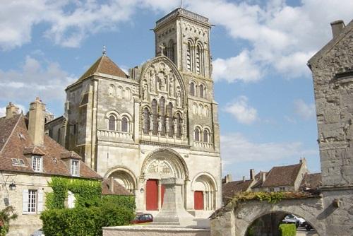 Basílica de Vezelay