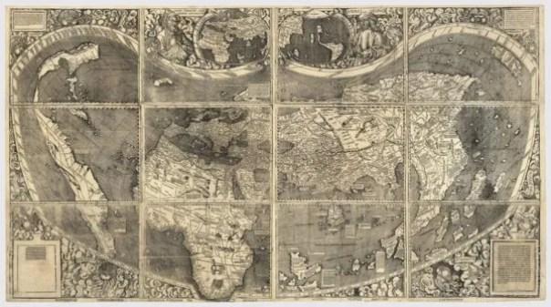 Cartografía anterior al Descubrimiento