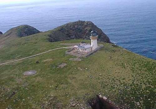 Faro de isla Flannan