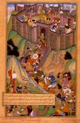 Fortaleza de Alamut y los asesinos