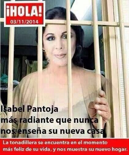 La futura condición de presa de Isabel Pantoja y el doble check azul de Whatsapp, lo más viral (1/6)