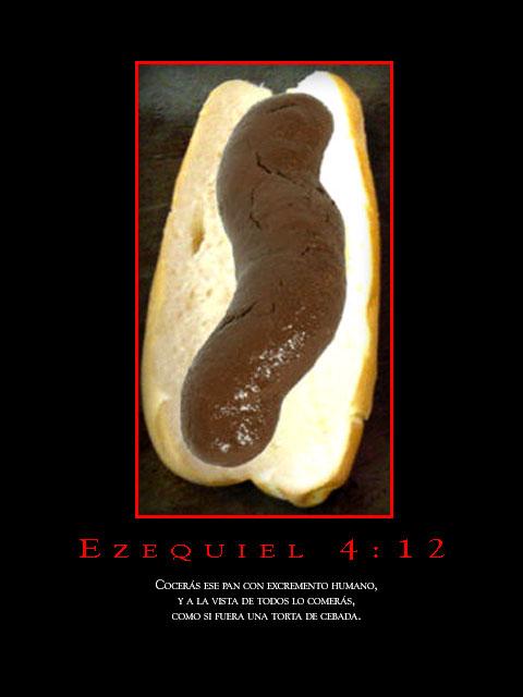 Ezequiel 4:12
