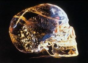 Las calaveras de cristal