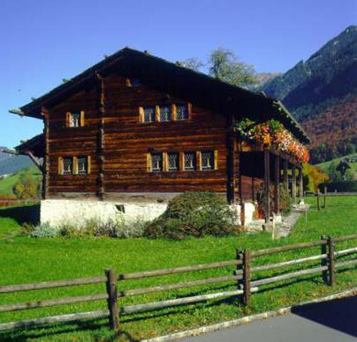 cabana de hermano klaus