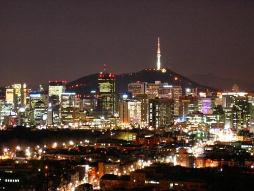 cheonggyecheo, en Seul