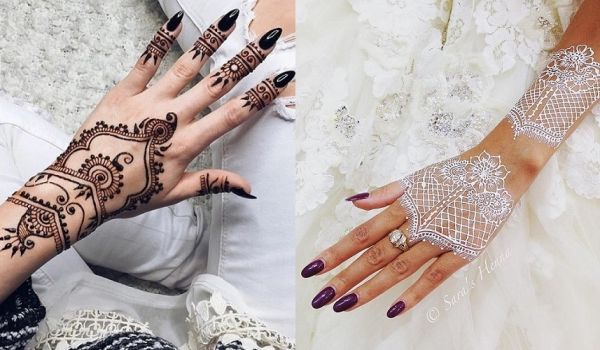 27 Magnifiques Tatouages Au Henn So Busy Girls