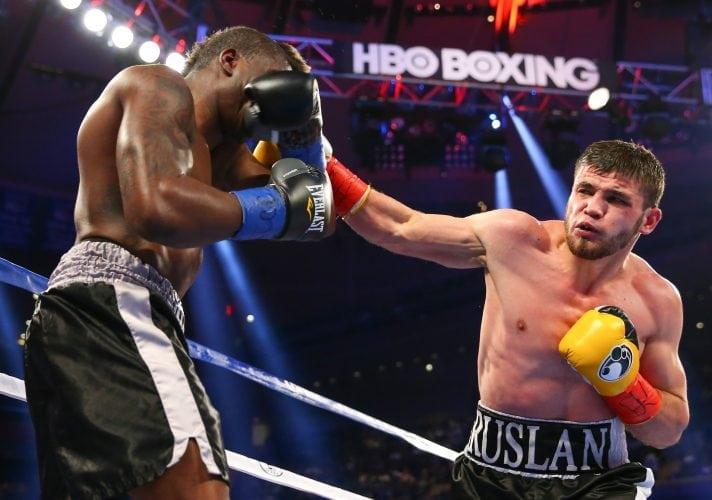 Super Trainer Abel Sanchez Has Two Boxers on April 6 Fight Club OC Show
