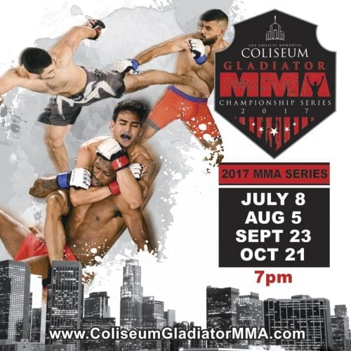 Southern California Historic Landmark To Host New MMA Series