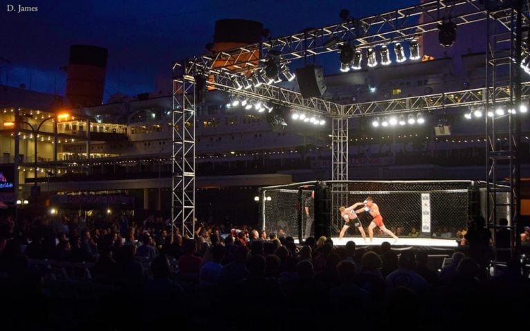 Big Pro MMA Rumble 3 Show at Queen Mary Sept 9th
