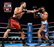 McAllister Upset Before Sold Out Fight Club OC Show