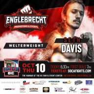 Fight Club OC Fans To See Local Standouts On Oct 10th Show